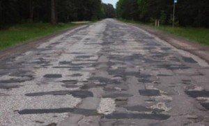 Найменше коштів на ремонт доріг уряд виділив Закарпаттю