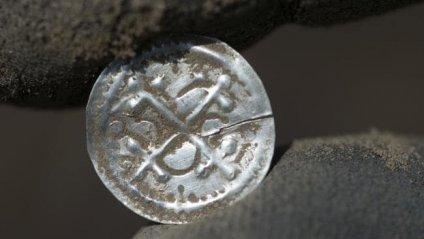 Археологи знайшли тисячолітній скарб вікінгів