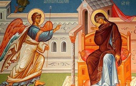 Благовіщення Пресвятої Богородиці: чому у цей день незаміжнім дівчатам краще не сидіти вдома