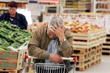 Ціни на продукти не ростуть а взлітають