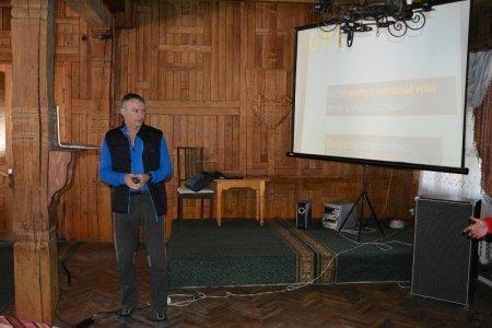 Гірські рятувальники отримали допомогу від Пардубіцького краю (ФОТО)