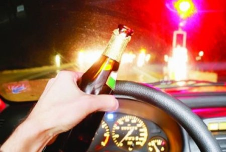 Працівники поліції Закарпаття виявили за вихідні сімох п'яних водіїв, один з яких - іноземець