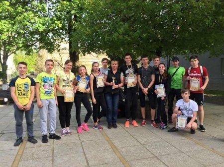 У Мукачеві відбувся чемпіонат області з легкої атлетики