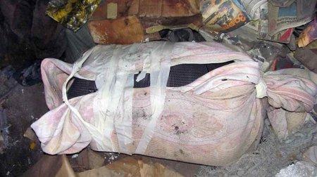В США хлопець жорстоко убив свою вагітну подружку, а тіло сховав у валізу (ФОТО)