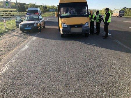 Контроль пасажирських перевізників посилено: патрульні винесли 11 адміністративних матеріалів (ФОТО)