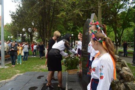 В Берегові відбувся мітинг-реквієм з нагоди 32-ї річниці Чорнобильської катастрофи (фото)