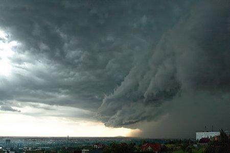 На Закарпаття насувається шторм