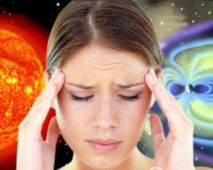 У травні будуть три сильні магнітні бурі - головні болі передбачувані