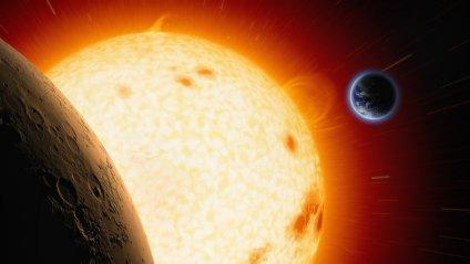 Вчені з'ясували, що буде після смерті Сонця