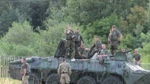 На Закарпатті зіткнулися дві бойові машини: постраждало четверо військових
