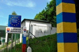 Словаки впіймали турка, що нелегально потрапив в країну з Закарпаття
