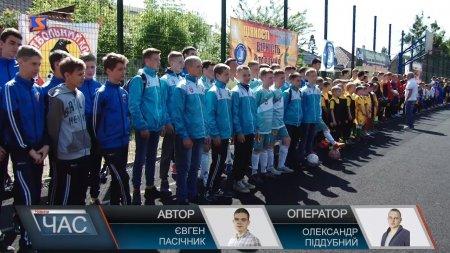 У Мукачеві відбувся футзальний турнір (ВІДЕО)