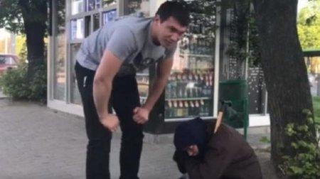 Шахрайка під виглядом жінки похилого віку випрошувала гроші у перехожих