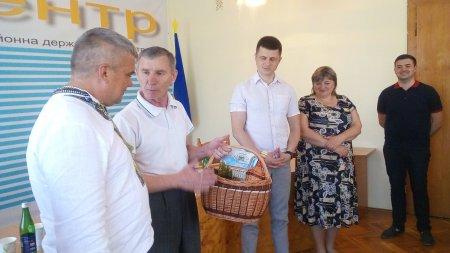 Хустська та Черкаська область підписали угоду про співпрацю (ФОТО)