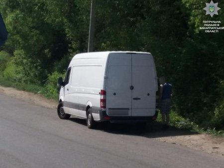 """Повне авто комп'ютерної техніки: на посту """"Нижні Ворота"""" спіймали водія, що перевозив іноземний товар (ФОТО)"""