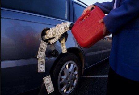 """Ціни на бензин влаштують """"шоу"""" в травні"""