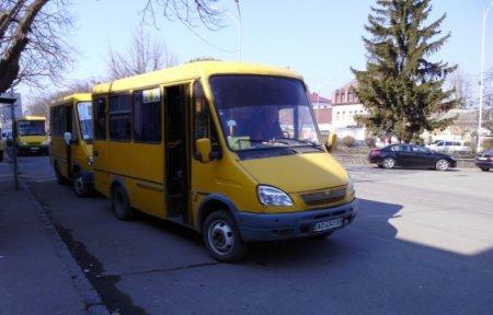 5 гривень за проїзд у маршрутці: Міськрада Мукачево вже затвердила проект-рішення