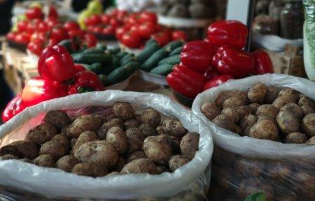Які ціни на ранні овочі в Закарпатті (ФОТО)