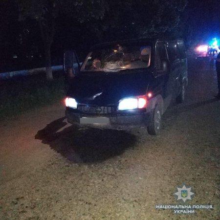 Поліція  розслідує смертельне ДТП у селі Яноші (ФОТО)