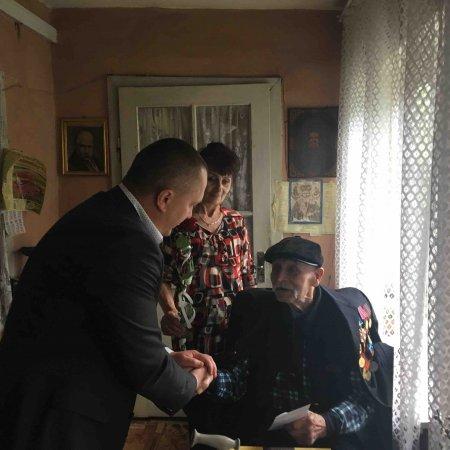 На Закарпатті вшанували ветеранів Другої світової війни (фото)