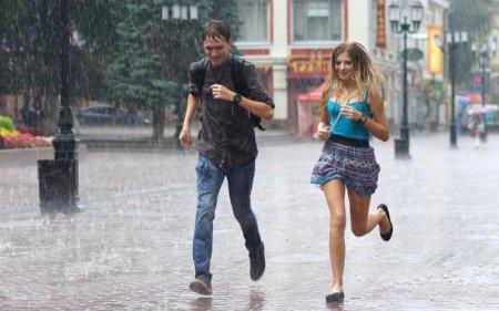 Погода на 13 травня: на Закарпатті поллє, як з відра