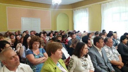 Юрій Свищо новий начальник департаменту освіти Виноградівщини (фото)