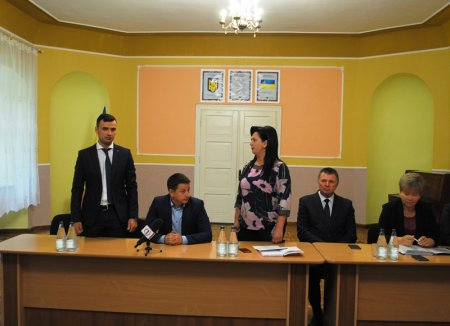 На Виноградівщині новий начальник департаменту освіти
