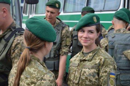 Посилення кордону: на Закарпаття прибули 100 курсантів для охорони держрубежу (ВІДЕО)