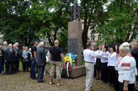 Закарпатці вшанували пам'ять жертв політичних репресій (Фото)
