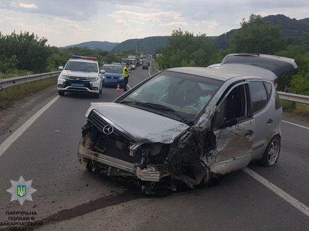 П'яний водій Mercedes врізався у колону байкерів: двом постраждалим ампутували ноги(ФОТО)