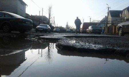 На Виноградівщині люди вийдуть на протест через аварійний стан доріг