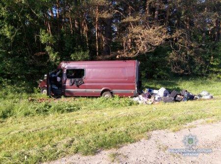 Автобус із заробітчанами потрапив у смертельну ДТП на трасі