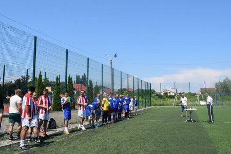 В Берегові на спортивних майданчиках міста проходять Кубок міста (фото)