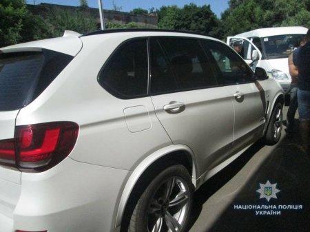 Поліція на Закарпатті розшукала викрадений закордоном автомобіль