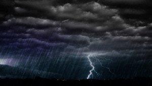 На Закарпатті оголосили штормове попередження: очікуються дуже сильні дощі, місцями град