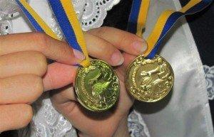 Скільки коштують «золоті» та «срібні» медалі для випускників