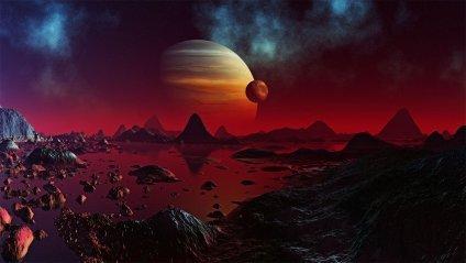 NASA показало дивовижний знімок поверхні Юпітера