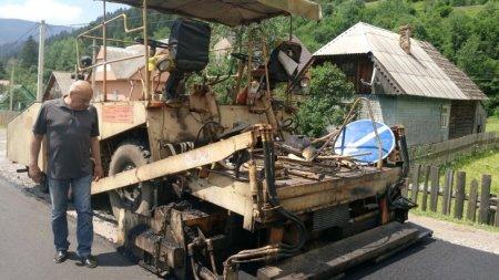 Знову гучний скандал через ремонт дороги на Закарпатті