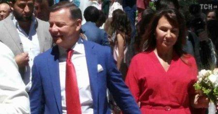 Нова українська сім'я: Ляшко офіційно одружився з Росітою (ФОТО)