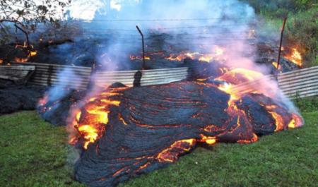 """Пекло на Землі: У Гватемалі """"вибухнув"""" вулкан, сотні поранених (ФОТО)"""