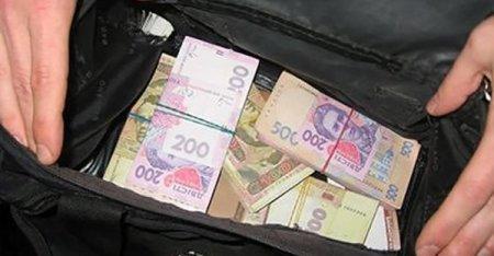 На Тячівщині вкрали 200 тисяч гривень з автомобіля чернівчанина