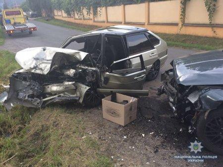 П'яний чоловік ледь не вбив цілу сім'ю: На Мукачівщині сталася жахлива аварія