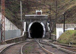 Старий Бескидський тунель законсервують
