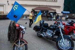 Мотопробіг єдності: майже 3 тисячі кілометрів подолали мотоциклісти, стартуючи в Ужгороді (ФОТО)