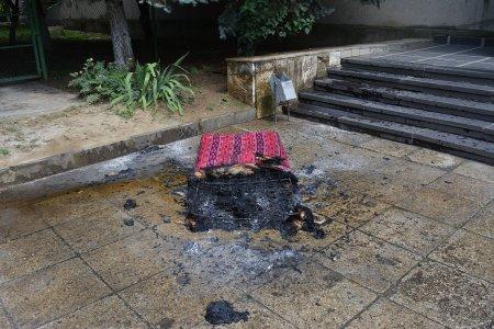 Араб ледь не спалив ужгородський готель та всіх його жителів (ФОТО)