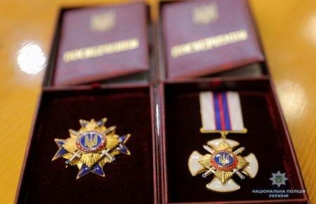 Голова Національної поліції нагородив кращих слідчих