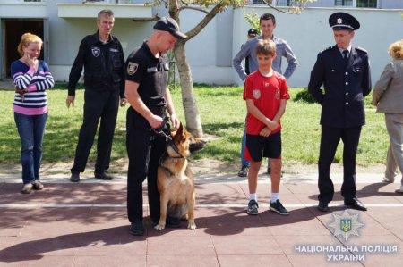 Закарпатська ювенальна поліція відзначає 23 річницю служби