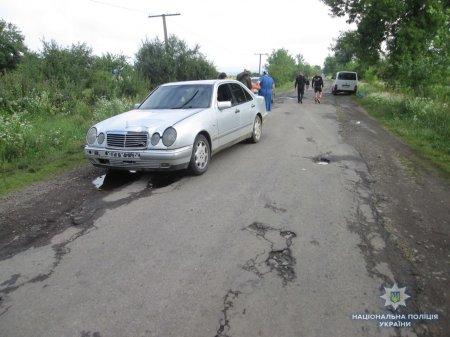 Моторошна аварія на Закарпатті: 79-річний водій загинув на місці (ФОТО)