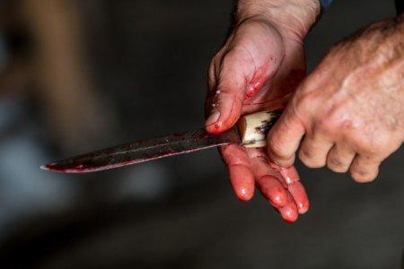 На Виноградівщині тесть ледь не вбив ножем свого зятя