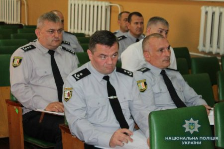 Поліція Закарпаття підбила підсумки роботи за 6 місяців (ФОТО)